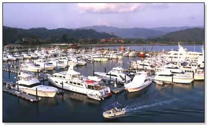 Costa Rica Marina, Los Suenos, Costa Rica